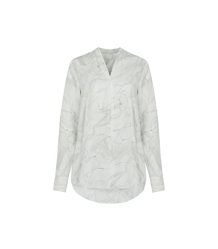 [only Astier] carlton blouse