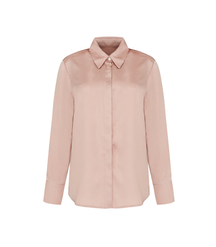 [only Astier] ruby shirts