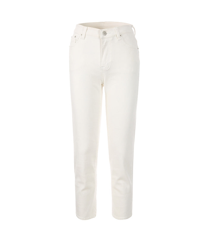 [10% SALE] 616 white denim
